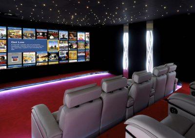 Cinéma Privé Afrique